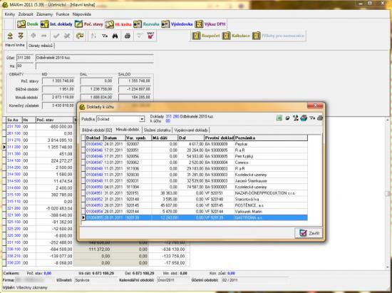 Ekonomický software